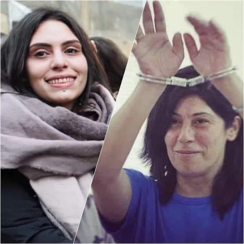 الحرية للأسيرة خالدة جرار